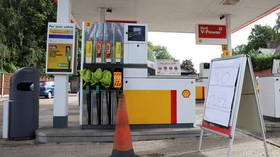 90% of fuel pumps run dry in major British cities after panic-buying frenzy