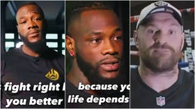 'How about that for a message?' Fans in hysterics after Fury reacts to 'p****' Wilder by promising to 'smash your f*cking face in'