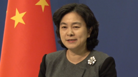 China warns US using human rights as 'pretext' for more anti-Russia sanctions, as Beijing publicly backs Moscow in new standoff