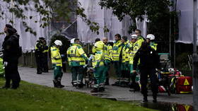 Scores reported injured by morning blast at residential building in Gothenburg, Sweden