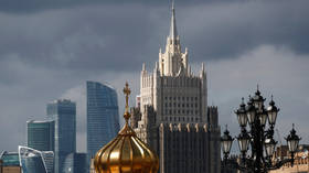 Russian Foreign Ministry denounces 'aggression' that aims to 'silence' RT after YouTube bans two German-language channels