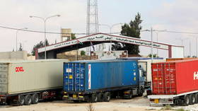 Jordan fully reopens main border crossing with Syria, expects trade to begin recovering after war & sanctions