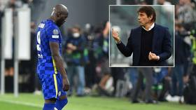 Chelsea 'haven't figured out how to use Lukaku', says former boss Conte as Belgian's goal drought continues vs Juventus