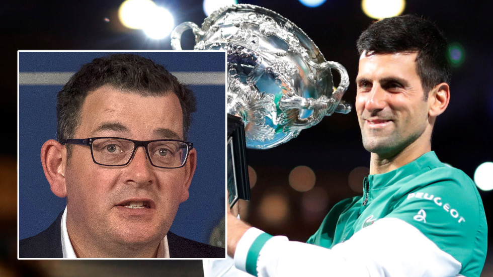 Novak Djokovic warned his 'Grand Slam titles won't protect him' from Covid-19 as vaccine row rages ahead of Australian Open