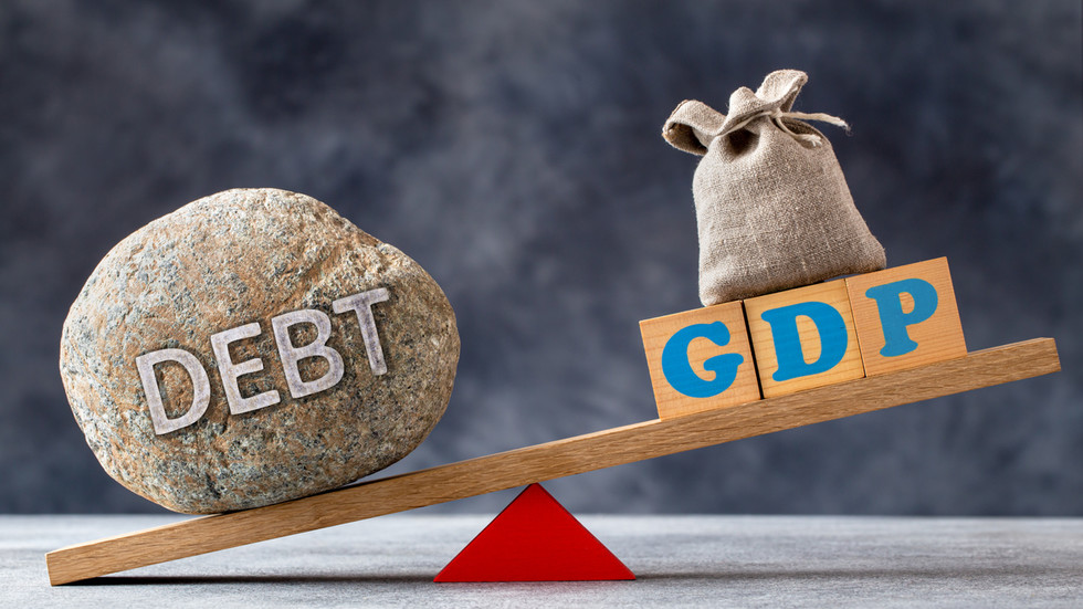 Global public debt hits record high of TRILLION – IMF