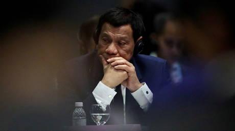 FILE PHOTO: Philippines' President Rodrigo Duterte © Reuters / Athit Perawongmetha