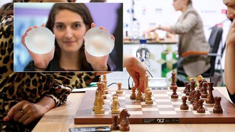 FIDE announced a new sponsorship deal for women's chess. © Getty Images / Reuters
