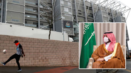 Saudi takeover of Premier League membership Newcastle 'expected to go through' after Qatar drops broadcaster ban positioned on Gulf state thumbnail