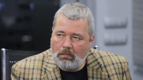 Editor-in-Chief of Novay Gazeta Dmitry Muratov. © Sputnik / Vitaliy Belousov