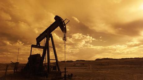 US oil benchmark tops $80 per barrel for first time in 7 years