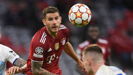 France and Bayern Munich star Lucas Hernandez sentenced to six months in jail for violating restraining order