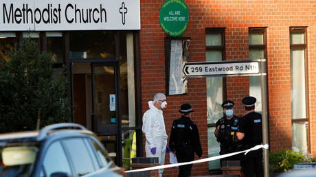Counter Terrorism Command police investigating if Tory MP's murder was an act of terrorism