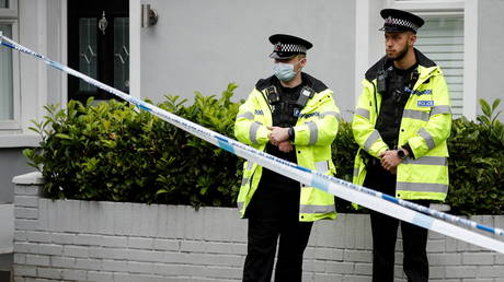 Britain to ramp up security for its lawmakers, interior minister says following murder of MP David Amess