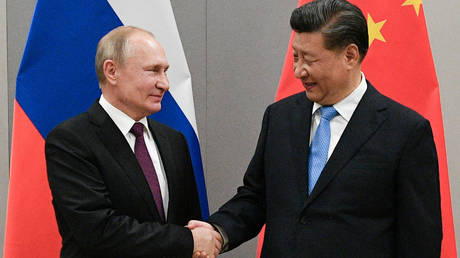 Regime-change hawk John Bolton says Russia is making 'BIG MISTAKE' by getting closer with China rather than Western powers