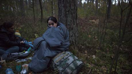German police break up radical vigilante patrols targeting illegal migrants at Polish border
