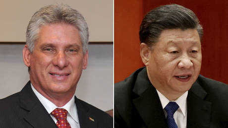 China moves onto USA's doorstep by signing up Cuba to Belt & Road. Will it cause a standoff like the 1962 missile crisis?