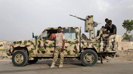 Heavily-armed gunmen attack Nigerian prison, free hundreds of detainees – most still on the run