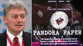 Absolutely no evidence in Pandora papers leak to back up assertions about 'hidden riches of Putin's inner circle,' Kremlin claims