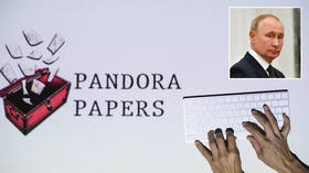Pandora Papers: Every US state-funded exposé on the lavish lives of elites is about Russia & Putin, even when he's not mentioned