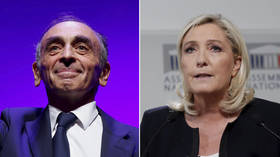 France's political right is tearing itself apart and could be handing unloved Macron the keys to the Elysee for another four years