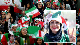 Women in Iran to be allowed to watch their country's national football team for the first time in two years in World Cup qualifier