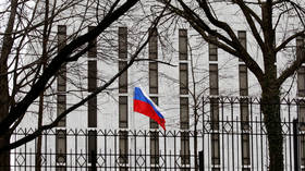 US senators want to boot out 300 Russian diplomats over embassy row, but Moscow says it doesn't even have that many in Washington