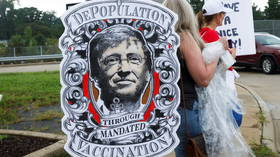 'Fact-checkers' rush to defend Bill Gates as video of him praising vaccines' abilities to reduce population growth goes viral