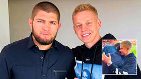 Nurmagomedov vows to back Ukraine star Zinchenko 'even if someone doesn't like it' after critics claim duo should not meet (VIDEO)
