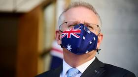 Aussie PM Morrison labels social media 'coward's palace' as he mulls further crackdown on IT giants