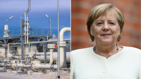 Russia is fulfilling ALL its contractual obligations for gas orders & is NOT to blame for soaring prices, Germany's Merkel says
