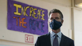 California's Newsom faces criticism after admitting 12yo daughter not jabbed amid own push for vaccine mandate for kids