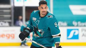 NHL star left out of squad, could face 5yr jail term over claims he faked Covid ID – amid investigation into alleged abuse of wife
