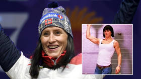 Muscled out: Legendary ski superstar reveals she felt focus on her ripped body 'bordered on bullying' after Olympic heroics
