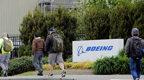 Boeing tells all US employees to get their Covid-19 shots by December 8, to comply with Biden's order for federal contractors