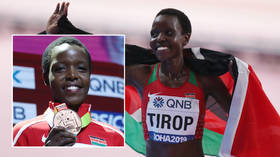 Tokyo Olympics star and world record holder Agnes Jebet Tirop, 25, found stabbed to death in home in Kenya