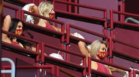 'Abhorrent': NFL cheerleaders demand the release of probe results as row intensifies in nude photo leak storm