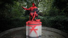 The war on statues is not a fight over 'context' & 'colonialism'. It is a naked attempt to control the past, and hence the present