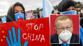 Winter Olympics chiefs accused of ignoring alleged genocide of Muslim group at center of political boycott row between US & China