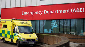 A&E waiting times in England hit record level of more than 12 HOURS, as NHS patient backlog grows to nearly 6 million