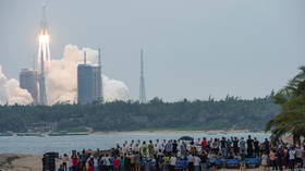 China launches 2nd manned flight to Tiangong space station