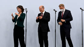 'Traffic light' coalition of Germany's SPD, FDP and Greens takes shape after talks on core principles, including coal exit by 2030