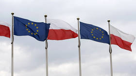 'Democracy is being tested': Polish PM hits out at Brussels, claiming it infringes on rights of member states