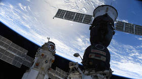International Space Station accidentally rotates 57 degrees mid-orbit while hosting director & actress filming milestone movie