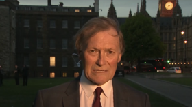 British police officially declare fatal stabbing of MP David Amess 'TERRORIST incident'