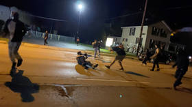 Armed activist shot by Kyle Rittenhouse during Kenosha riot sues city, county & police for 'conspiring with vigilantes'
