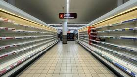 Pandemonium looms for the world as the 'Everything Shortage' meets a 'Dark Winter' thanks to collapsing global supply chains