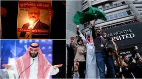Protest for murdered Saudi journalist Khashoggi planned for Newcastle's first home game since Saudi takeover