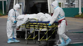 Russia's daily Covid-19 death toll surpasses 1,000 for first time since the start of the pandemic