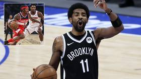 'Doesn't seem fair': NBA fans cry double standards as 'unvaxxed' star Beal plays in New York while Irving sidelined