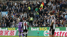 'Medical emergency': Newcastle vs Tottenham match halted due to incident in crowd as fans and players concerned
